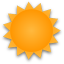 Mostly Sunny